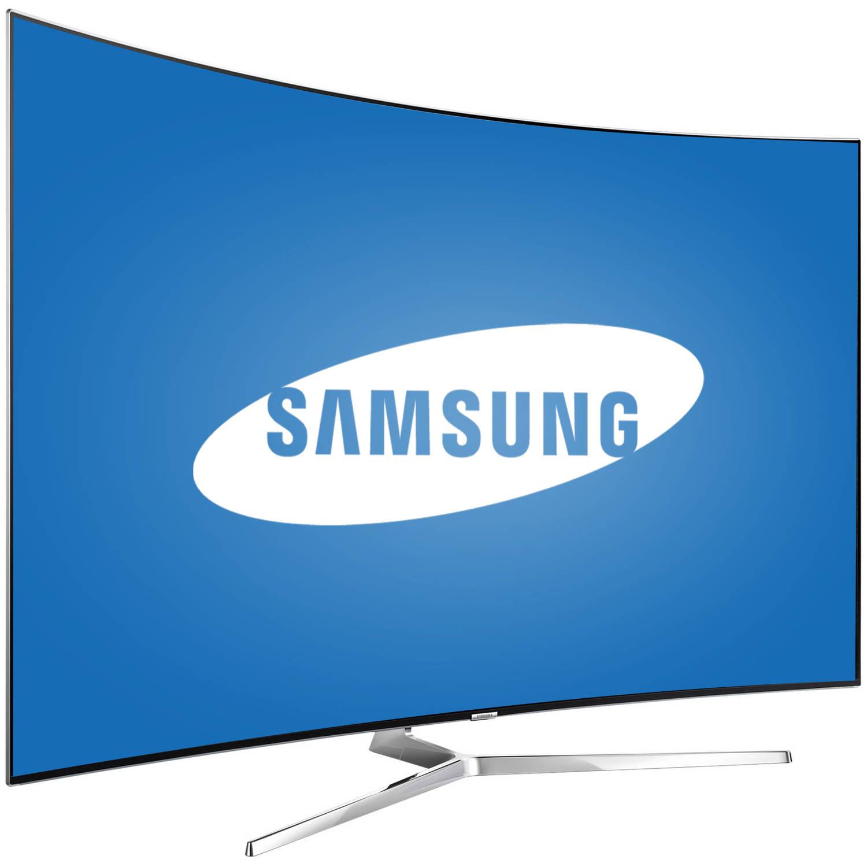 Refurbished Samsung 65 Class  -  4K Ultra HD, Curved, Smart, LED TV  -  2160p, 120Hz (UN65KS9500FXZA)