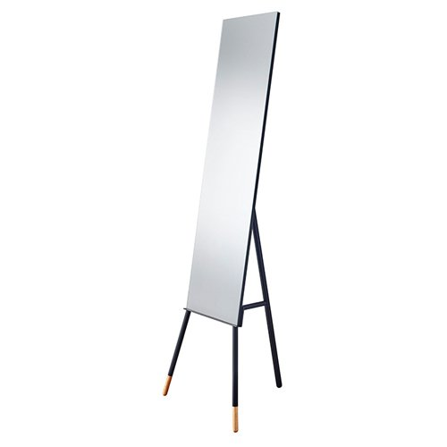 Adesso Louise Floor Mirror 17W x 56.5H in. by Adesso