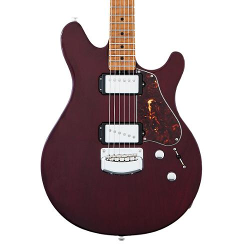 Valentine Signature Figured Roasted Maple Neck Electric Guitar