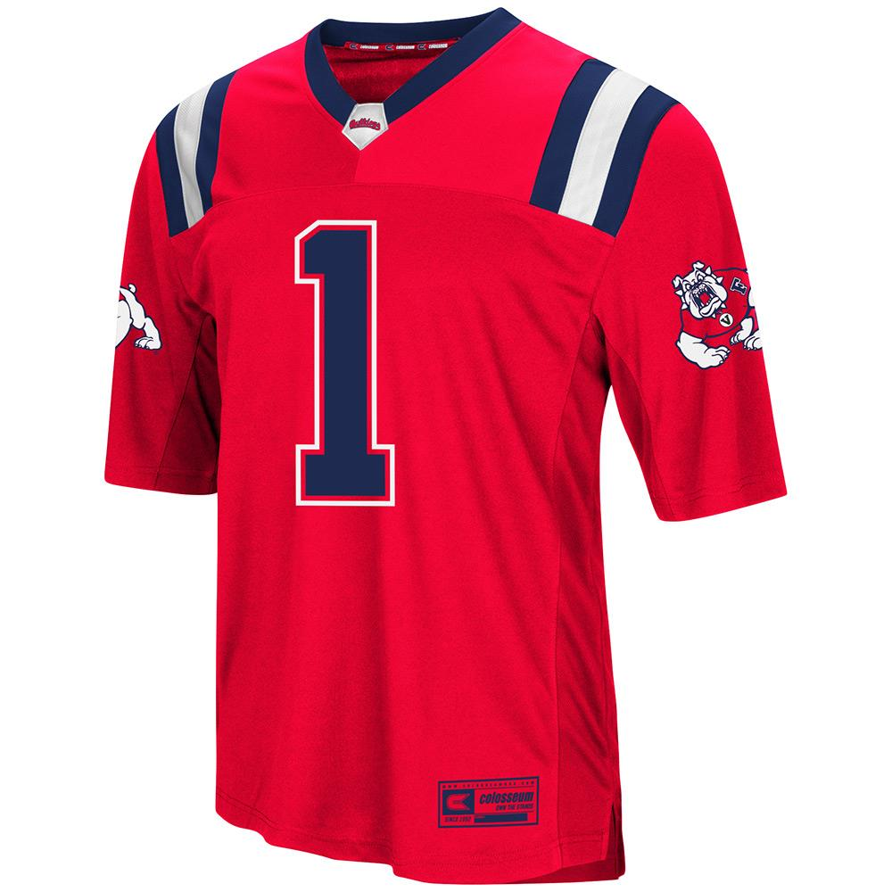 Mens Fresno State Bulldogs Football Jersey - S