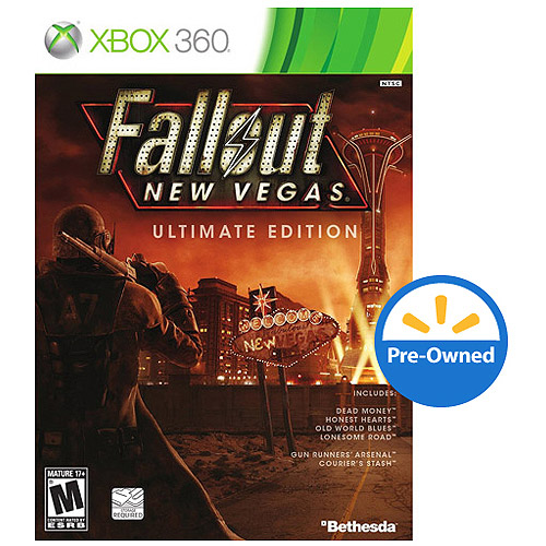 Fallout New Vegas Ultimate Edi (xbox 360 Bethesda Softworks