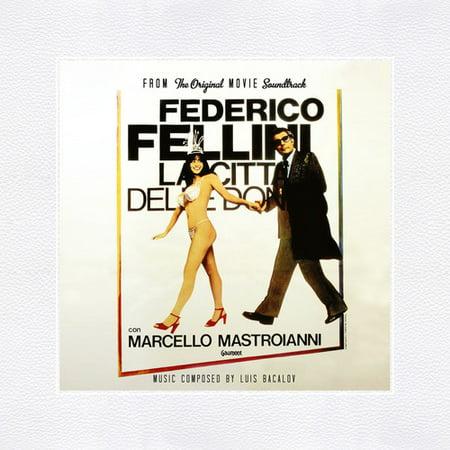 Luis Bacalov   La Citta Della Donne  Vinyl
