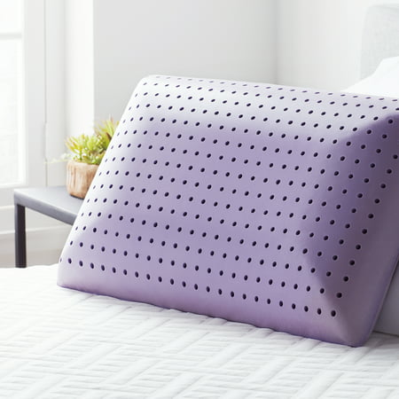 LUCID Calming Lavender Infused Memory Foam Pillow