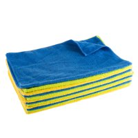 Deals on 12-Pack Stalwart Microfiber Cleaning Cloths