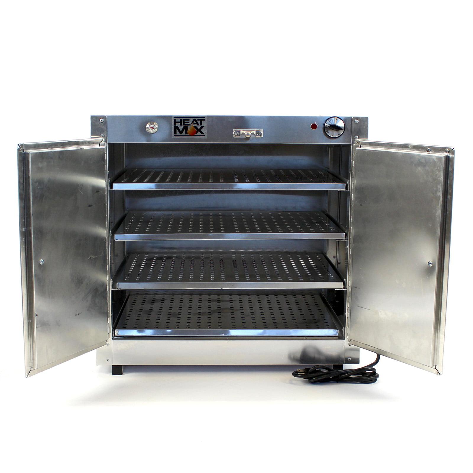 HeatMax Commercial Countertop Hot Box Cabinet Food Warmer 25 X 15 X 24  Display   Walmart.com