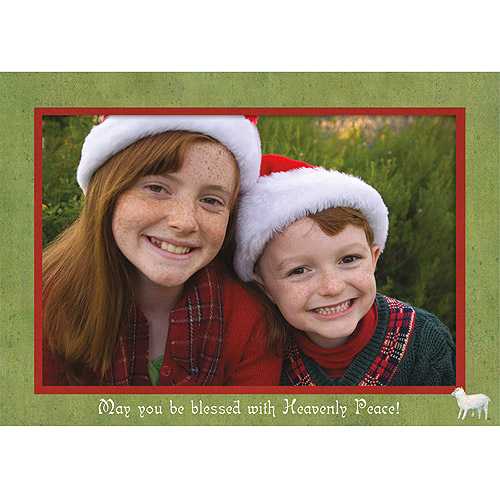 Lang Holy Light Boxed Photo Christmas Cards
