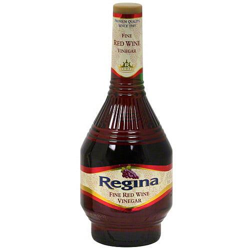 Regina Fine Red Wine Vinegar, 24 oz (Pack of 6)