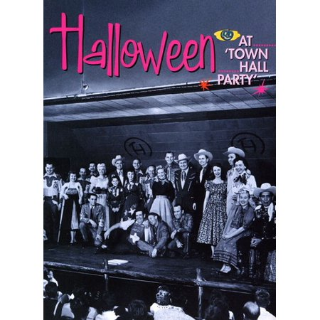 Halloween at Town Hall Party / Various (Halloween Town Movie Trailer)
