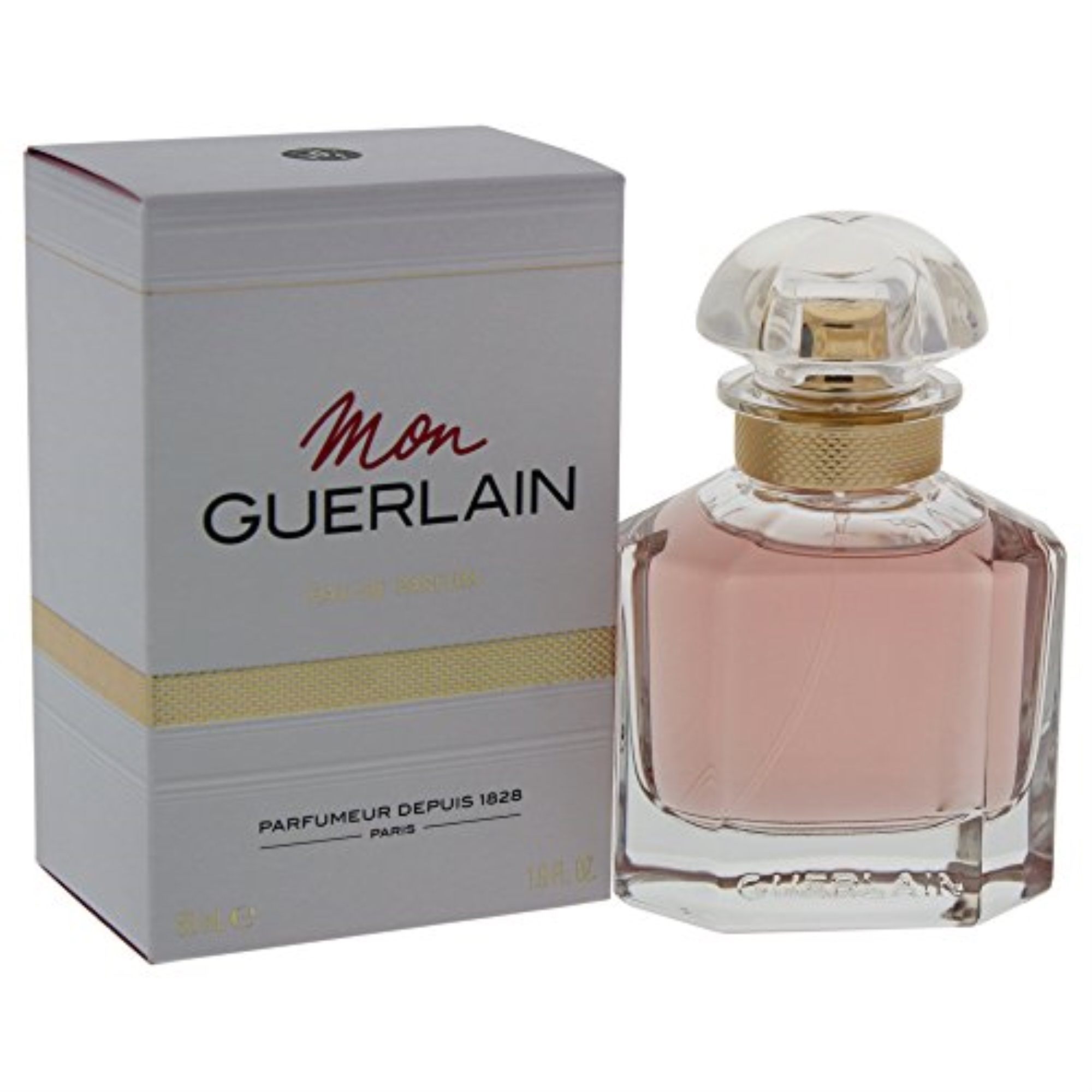 6oz Spray Mon Guerlain Parfum Eau De 50ml1 jLcAq4S35R