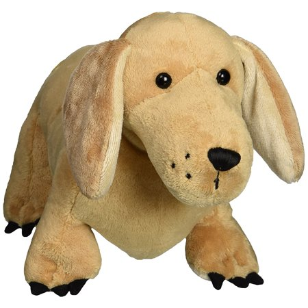 Blonde Dachshund Plush, Children interact with technology and learn both computer and internet skills in a friendly, controlled environment By Webkinz from USA (Baby Stuff For Both Genders)