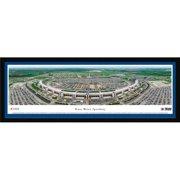 Blakeway Worldwide Panoramas, Inc NASCAR Texas Motor Speedway by Robert Pettit Framed Photographic Print