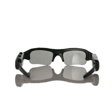 Drive & Record w/ Polarized Handsfree Digital Camcorder (Best Type Of Sunglasses For Driving)