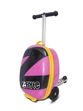 "Zinc Flyte Kids Luggage Scooter 18"" Carry-on"
