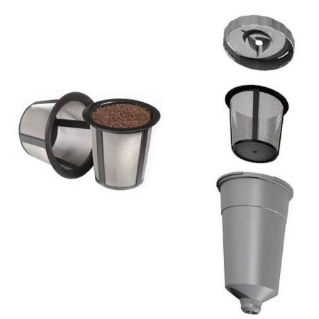 New Keurig Coffee My K Cup Reusable Replacement Filter Set