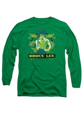 American Classics Bruce Lee Be Water T-Shirt Military Green