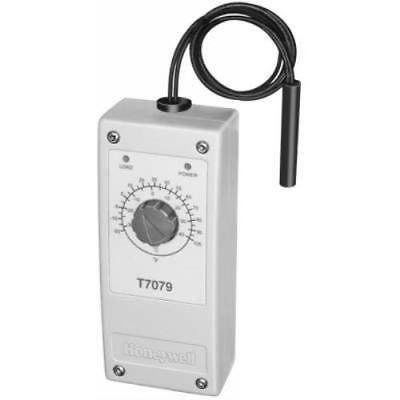 Honeywell T7079A1012 Solid State Remote Temperature Controller, 100 to 140F