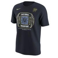 Villanova Wildcats Nike 2018 NCAA Men's Basketball National Champions Locker Room T-Shirt - Navy