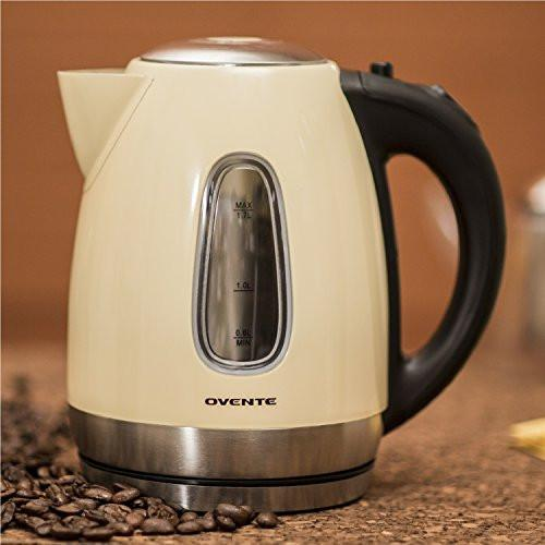 Ovente  KS96 1.7-liter Cordless Electric Kettle