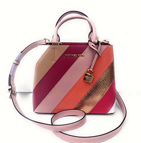 Michael Kors Adele MD Messenger Leather Blossom (35T8GAFM6M)