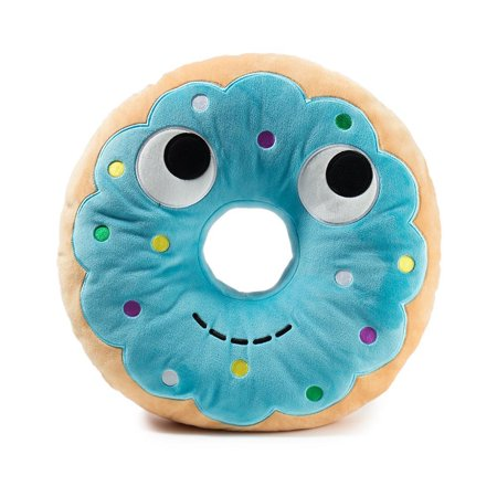 Yummy Donut - Yummy World Blue Donut Large Plush