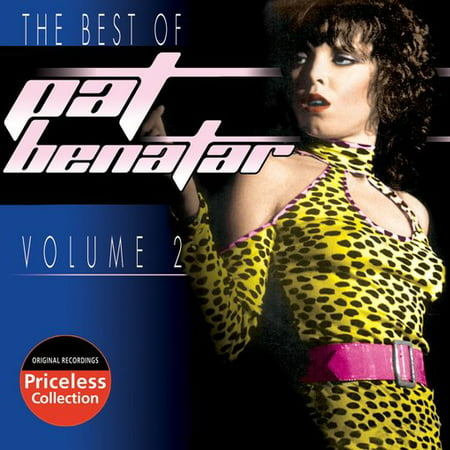 THE BEST OF PAT BENATAR, VOL. 2 - Pat Benatar Costumes