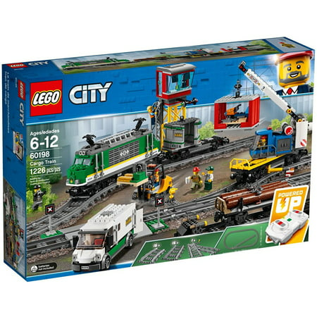 City Cargo Train Set LEGO 60198](Lego Halloween Ghost Train)