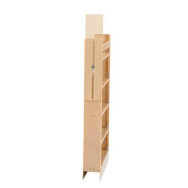 Rev A Shelf Rs448. Tp43. 14. 1 14 inch W X 43-. 25 inch Hpullout Pantry Organizers With Shelves