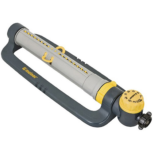 Melnor Time-A-Matic Turbo Oscillating Sprinkler