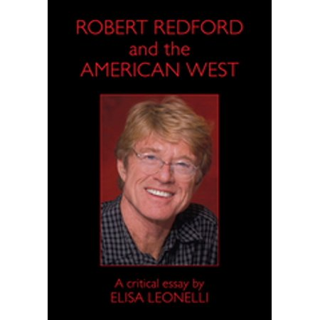 Robert Redford and the American West - eBook