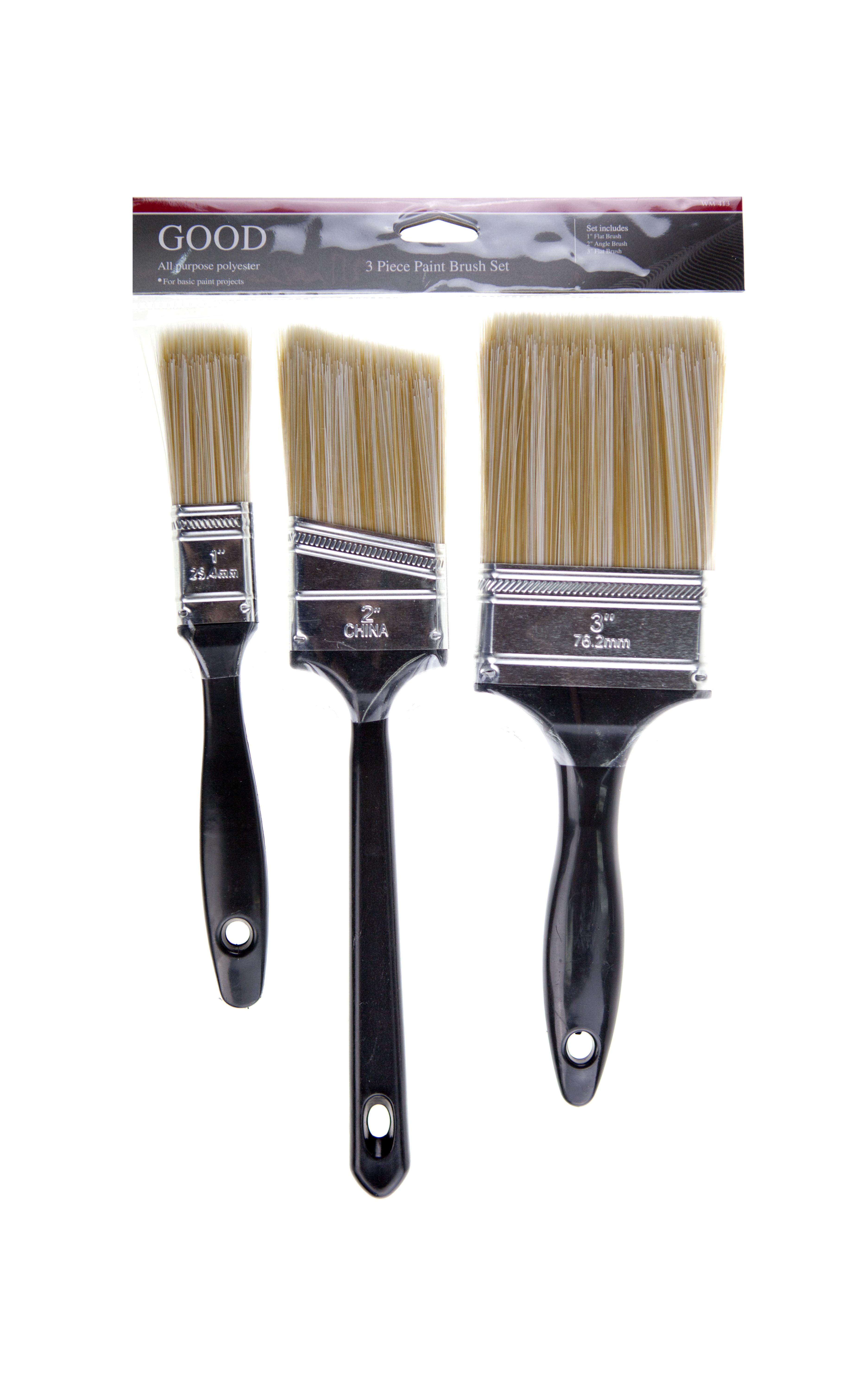 3pcs Good Brushs Set by Zhejiang G&F Foreign Trading Co., Ltd.