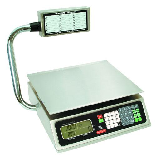 TorRey PC-40LT  Legal for Trade Price Computing Scale 40 ...