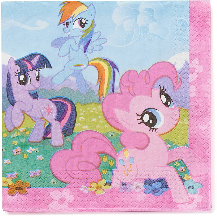 My Little Pony Party Supplies Walmart Com