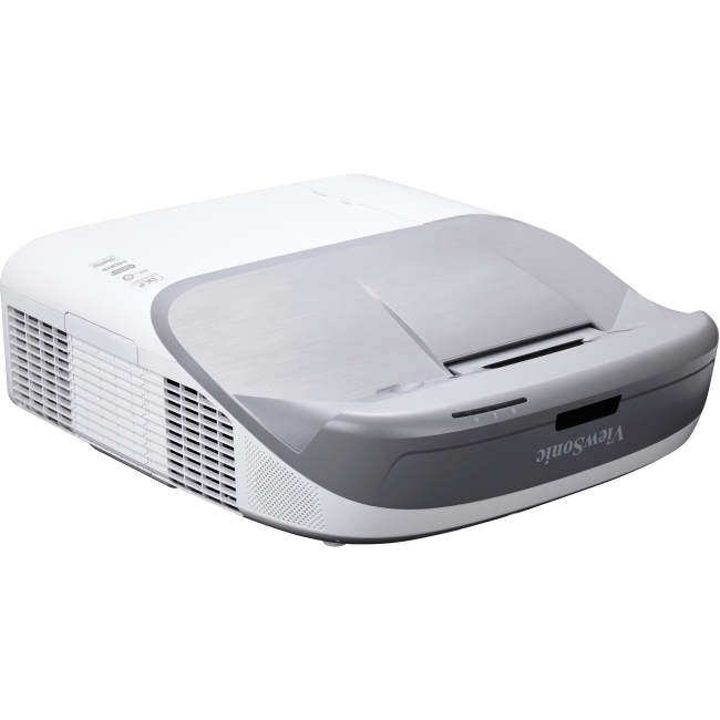 ViewSonic PS750HD Ultra-Short Throw Interactive 1080p Projector, 3000 lm, PortAll by Viewsonic