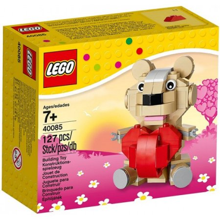 LEGO Seasonal Set #40085 Teddy Bear