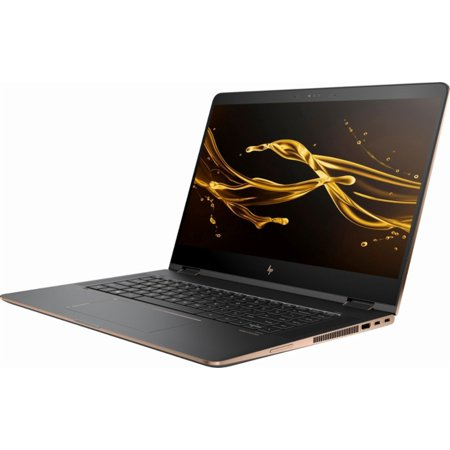 "HP Spectre X360 15.6"" 4K Touchscreen Laptop i7-8550U 16GB/512GB SSD MX150 Refurb"