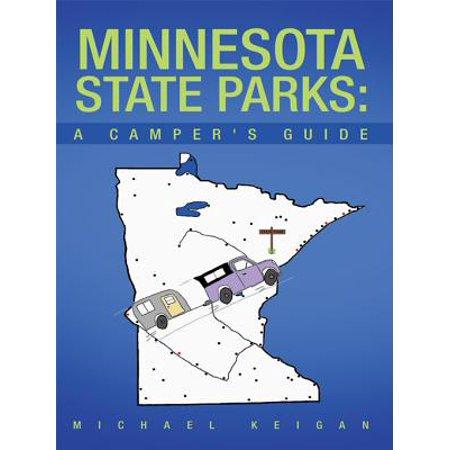 Minnesota State Parks: a Camper's Guide - eBook