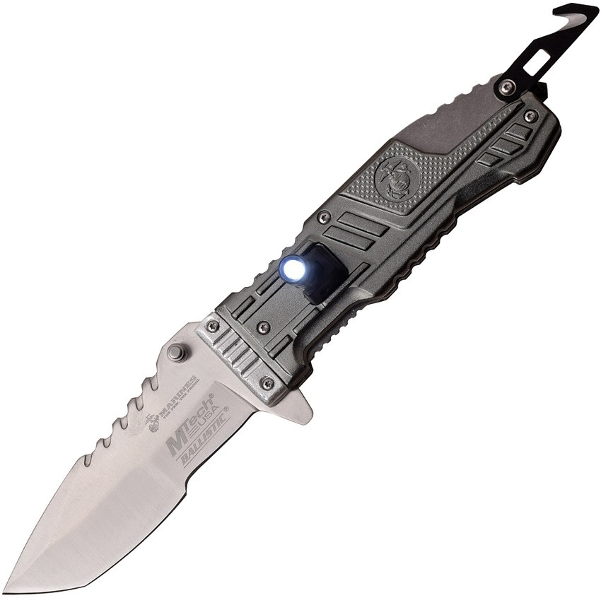Watchtower Linerlock Gray A/O