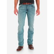 Wrangler Men's Retro Slim Boot Stretch Denim Jeans - Bearcreek