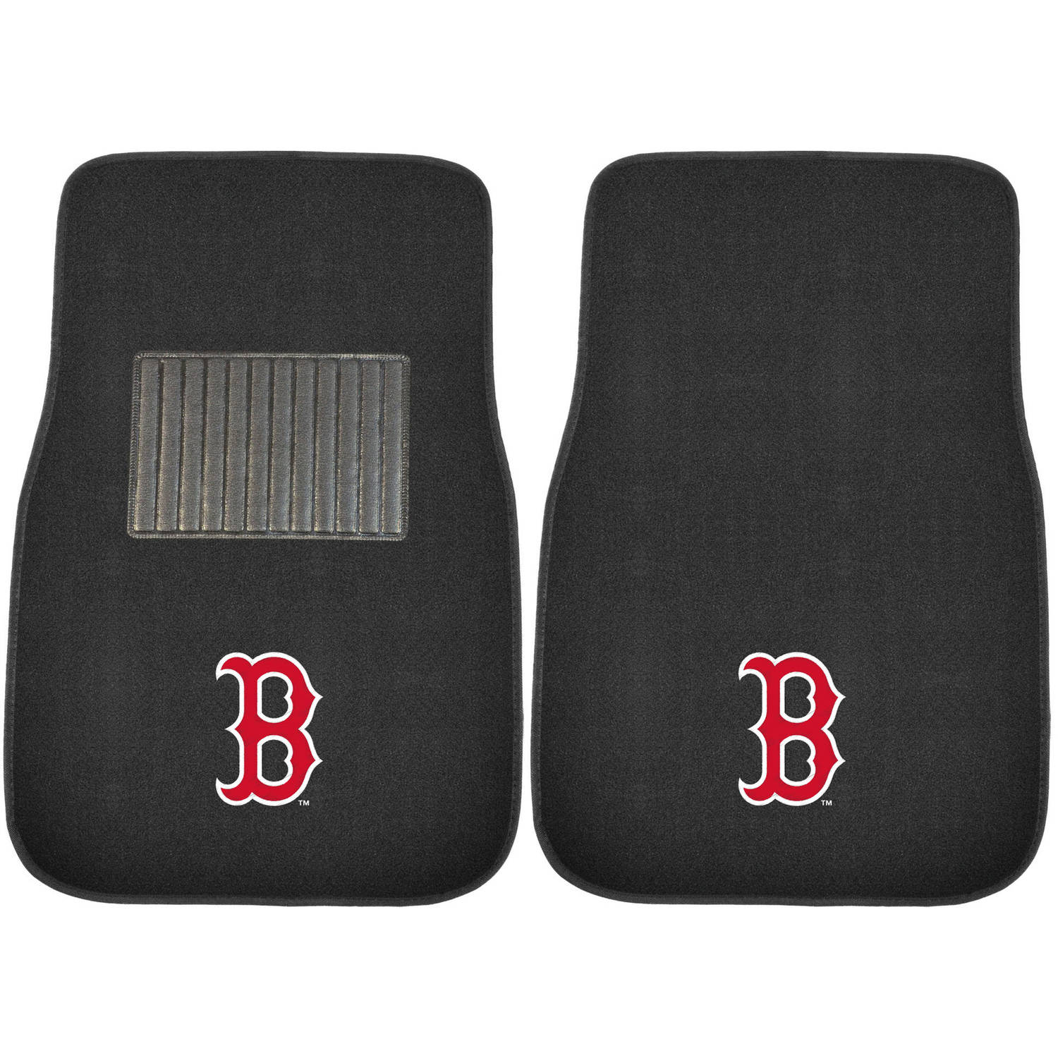 MLB Boston Red Sox Embroidered Car Mats