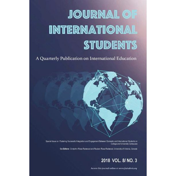 Journal of International Students 2018 Vol 8 Issue 3 (Paperback)