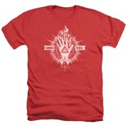 Constantine Damed To Hell Mens Heather Shirt