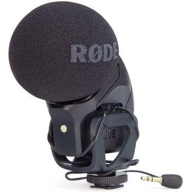 Rode Stereo VideoMic Pro STEREO VIDEOMIC PRO