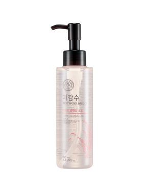 The Face Shop Rice Water Bright Light Facial Cleansing Oil, 150ml