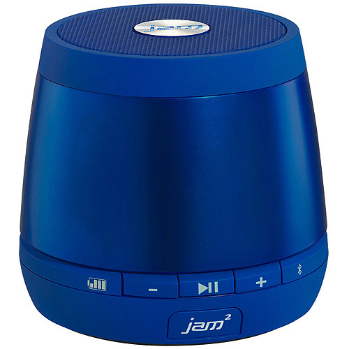 HMDX HX-P240DL Jam Plus Wireless Bluetooth Speaker, Dark Blue