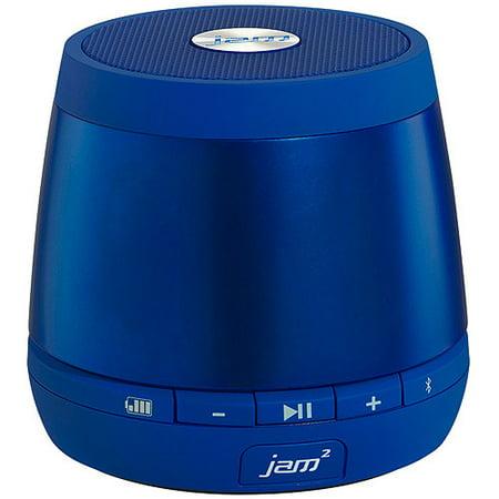 HMDX HX-P240DL Jam Plus Wireless Bluetooth Speaker, Dark Blue