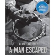 A Man Escaped (French) (Criterion Collection) (Blu-ray) by CRITERION