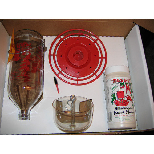 Best-1 Hummingbird Feeder Kit