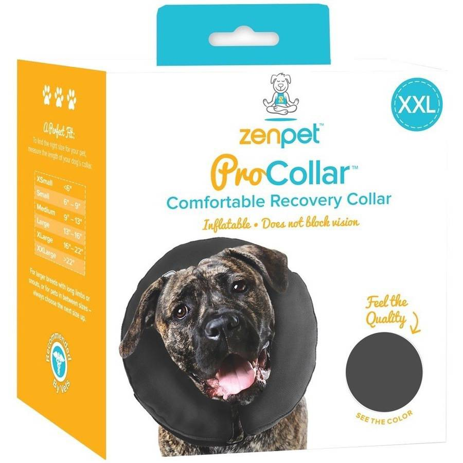 "G & B ProCollar Premium Protective Collar XX-Large, 22"" and up"