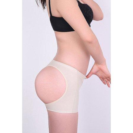 Womens Firm Control Shapewear Butt Lifter Shaper Waist Trainer Cincher Tummy Control Body Shaping Boyshorts Hi-waist Thigh Slimmer Pants
