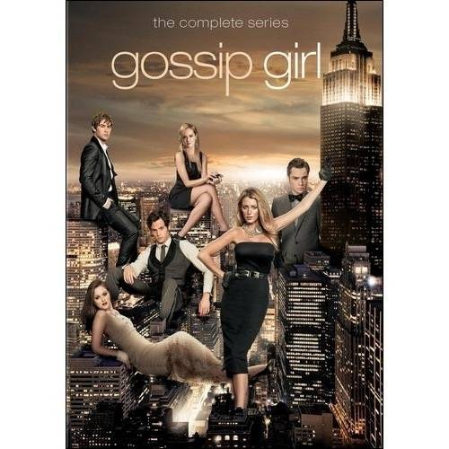 GOSSIP GIRL-COMPLETE SERIES (DVD/29 DISC/WS-16X9)